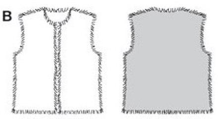 Как сшить рукава к жилету 131